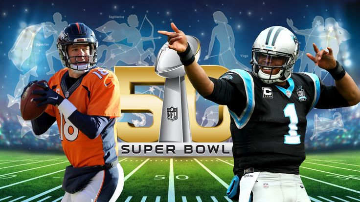 Super Bowl 50 broncos vs panthers 2016 - CONGRATS TO THE BRONCOS!!