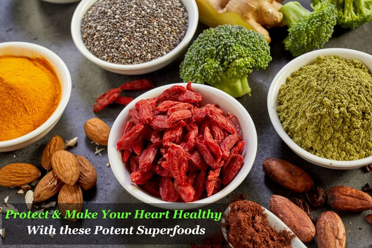 Protect & Make Your Heart Healthy With These Potent Superfoods  http://www.dietangel.com.my/blog/protect-make-your-heart-healthy-with-these-potent-superfoods/   #heart #healthyheart #superfoods #foods
