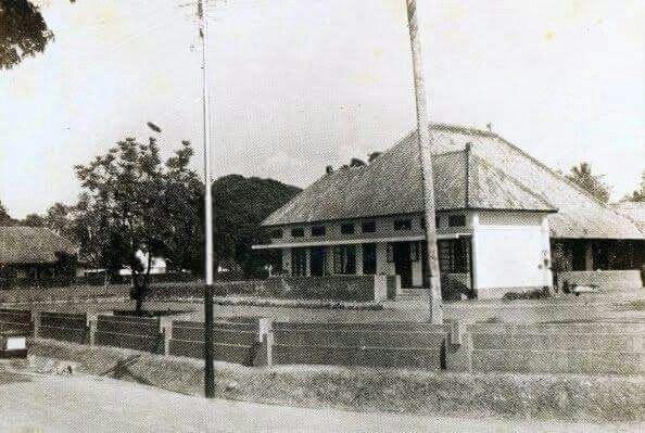 RSU Tidar, Magelang 1952
