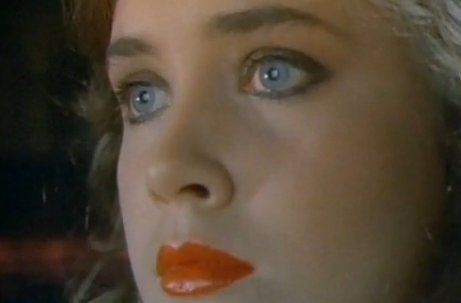 """Lysette Anthony was in """"Summer of '69"""" (1985) """"Heaven"""" and """"Run To You"""" by Bryan Adams"""