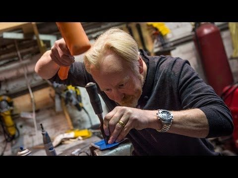 Make Your Own Version of Adam Savage's Multi-Tool Belt Holster
