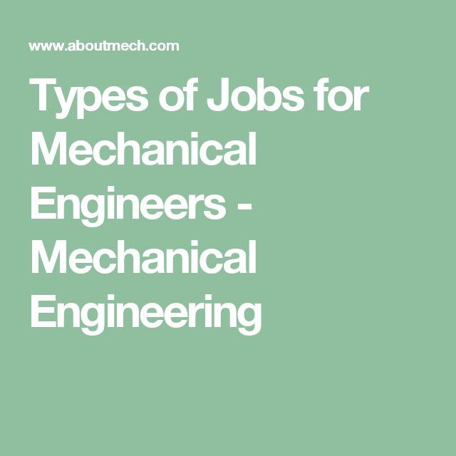 Mer enn 25 bra ideer om Mechanical engineering jobs på Pinterest - mechanical engineer job description