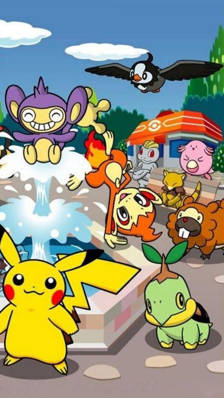 Pokemon Bedroom Wallpaper The 25 Best Pokemon Wallpapers Free Trending Ideas On Pinterest