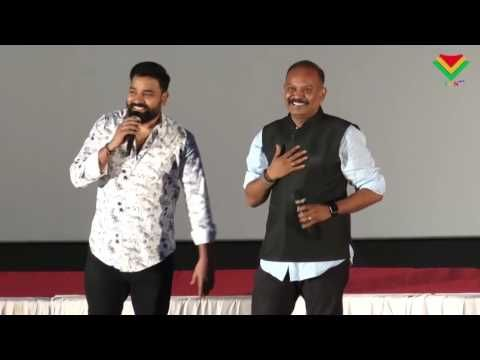 Shiva & Venkat Prabhu explains what is the meaning of Party | Party Firs...
