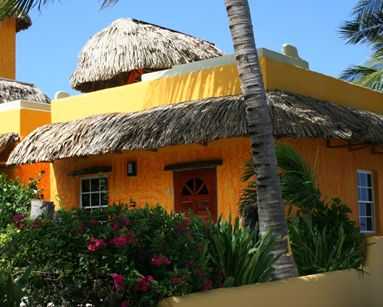 Seaside Cabanas, Hotel, Caye Caulker, Belize - Accommodation