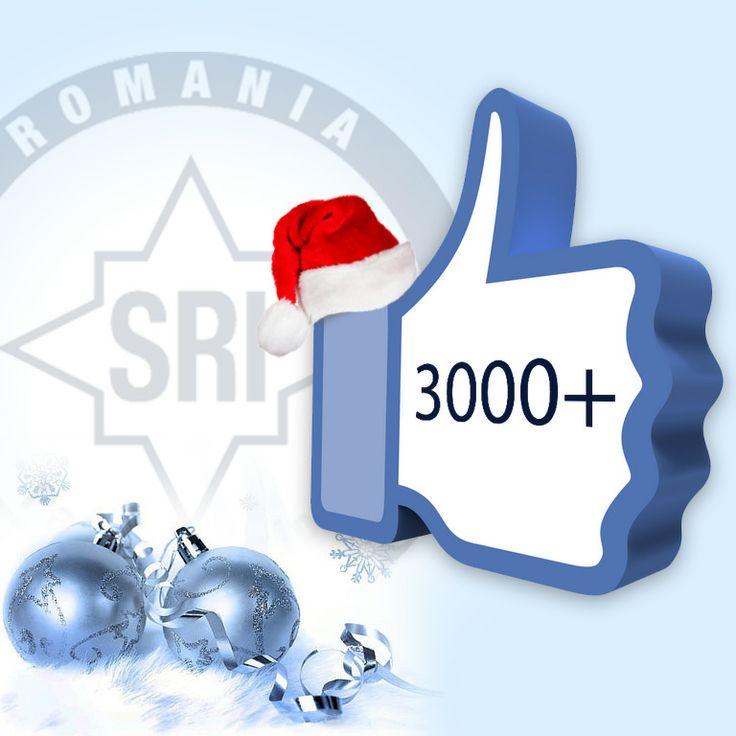 Vă mulţumim şi vă dorim un Crăciun fericit!