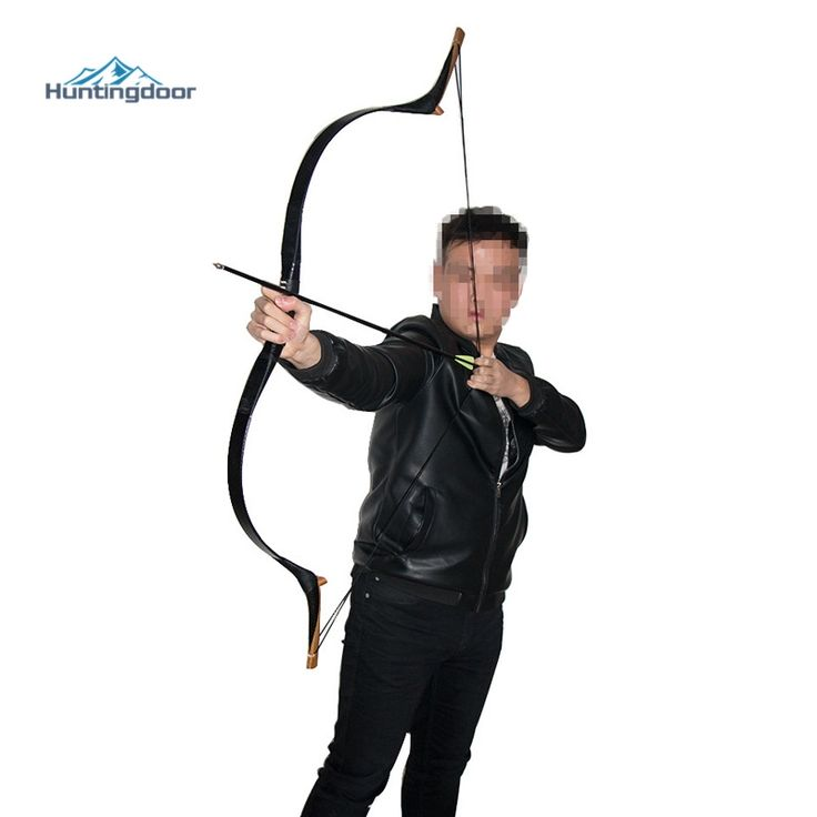 71.91$  Watch now - http://alid2u.worldwells.pw/go.php?t=32723037160 - Traditional Archery Recurve Bow Black Snakeskin Chinese Longbow 30-70lbs