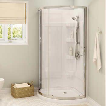 MAAX – Cyrene Round Corner Shower Kit