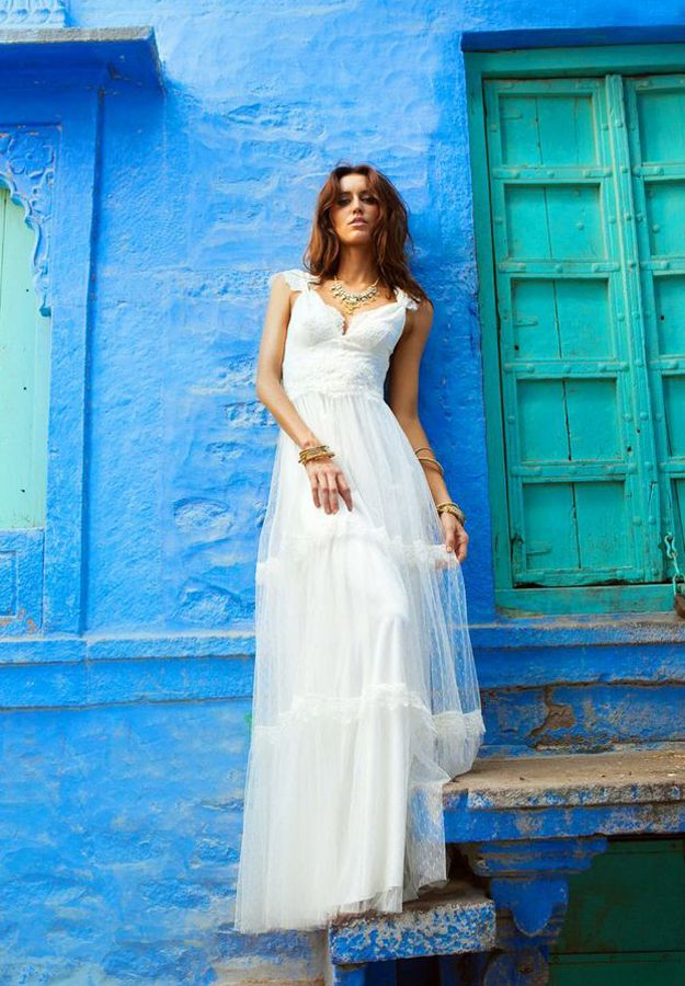 Boho Wedding Dresses