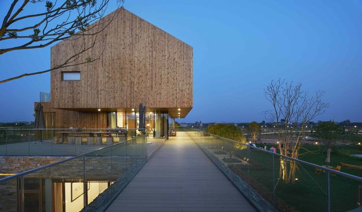 Gallery of J Pavilion in Xiaogan / Total Architecture - 4