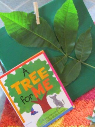 A Tree for Me by Nancy Van Laan