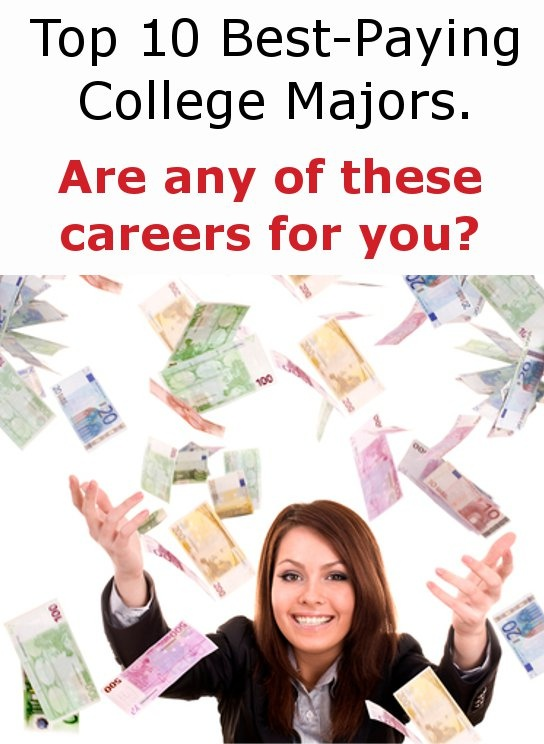 best majors in college to make money i can write online