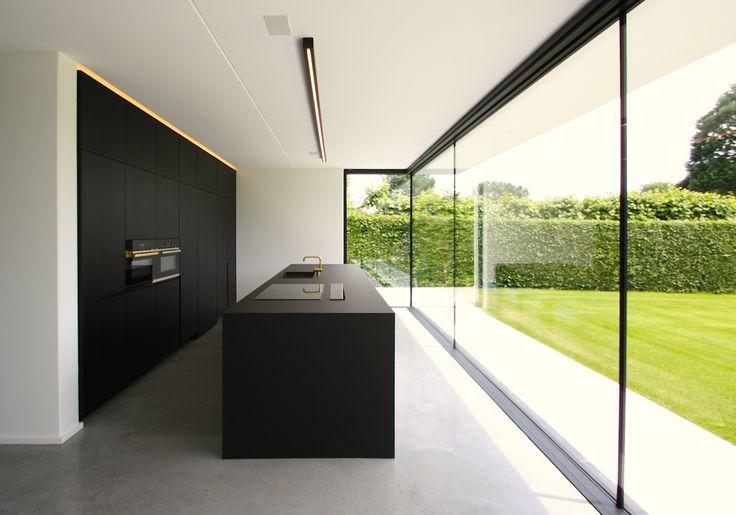 Woning B-V (Grobbendonk) - Concrete House