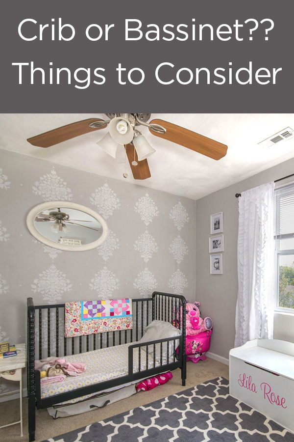 Crib Or Bassinet Things To Consider For Your Newborn Toddler