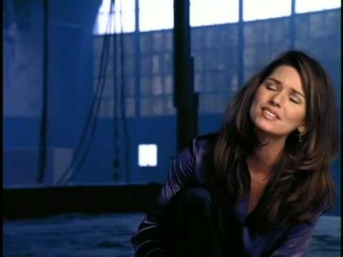 Music video by Shania Twain performing God Bless The Child. (C) 1997 Mercury Records