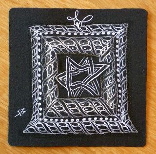 ZentangleRick Maria, Zentangles Mandalas Doodles, Rick Robert, Journals Doodles, Tangle Doodles, Inspiration Zentangle, Drawing, Zentangle Inspiration, Maria Thomas