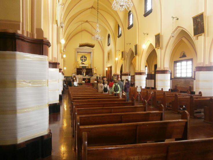 Iglesia de Monserrate