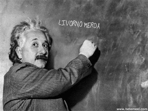 Einstein la sapeva lunga!
