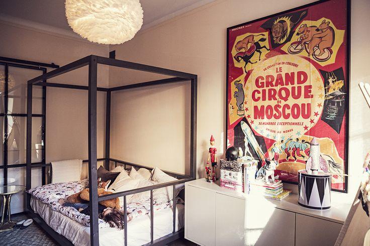 The Way We Play Magazine - Dusty Deco founder Edin Memic Kjellvertz - Kids room