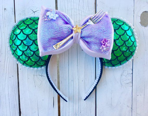 Little Mermaid Ears