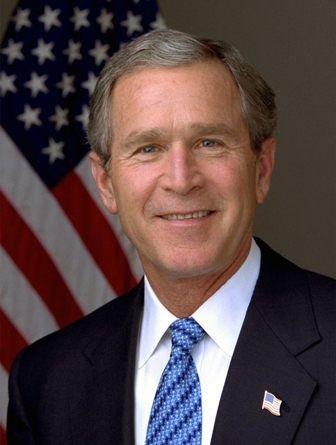 George W Bush- Famous Celebrities Birthdays in July