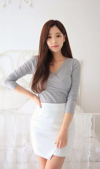 MTZS1 — Kim Jungyeon —-chuu model —- korean goddess