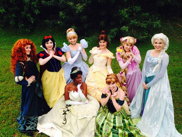 Festival of Fantasy Princesses- The new parade at Disney World is amazing!!