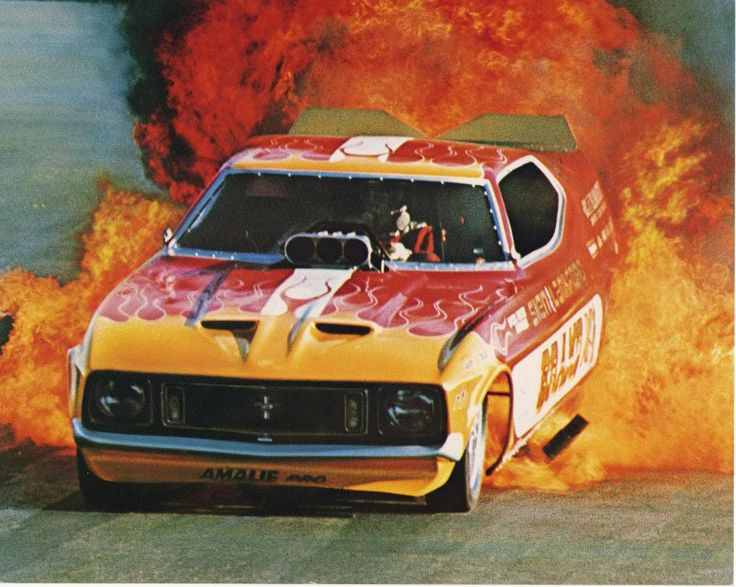14 Best Images About Brand X Funny Car David Sien And I