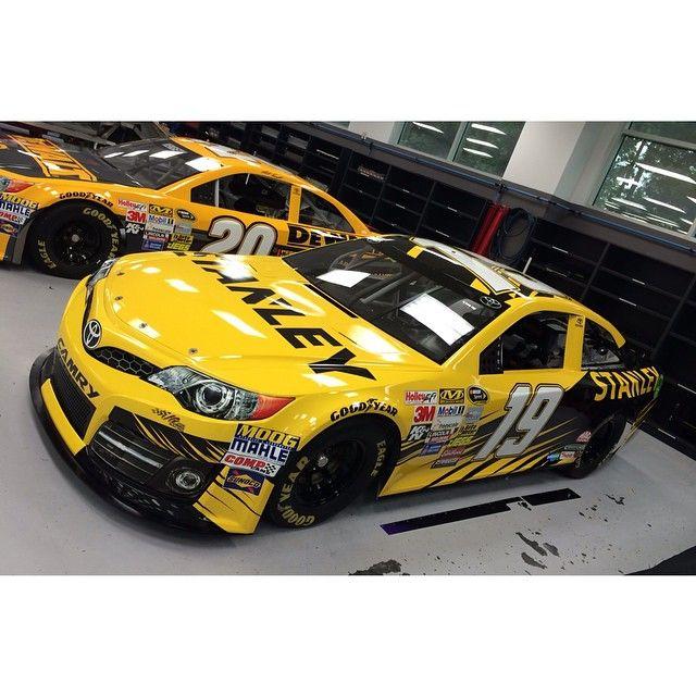 Joe Gibbs Racing Stanley Diecast Cars