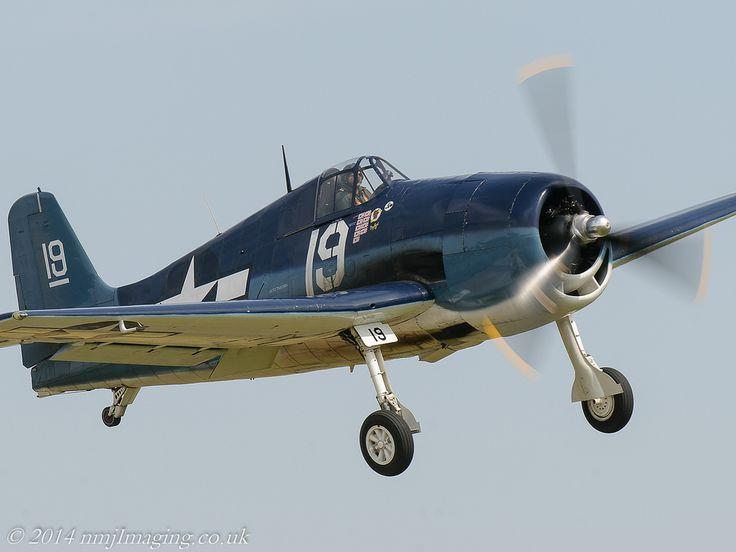 Grumman Hellcat F6F | by live2aviate