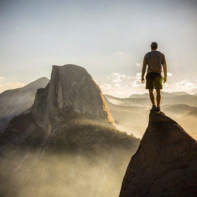 Photo by @jimmy_chin  Rise and shine! Good morning Yosemite.... @thephotosociety