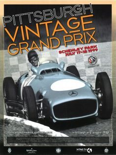 34 best pvgp posters images on pinterest pittsburgh for Rahal mercedes benz pittsburgh