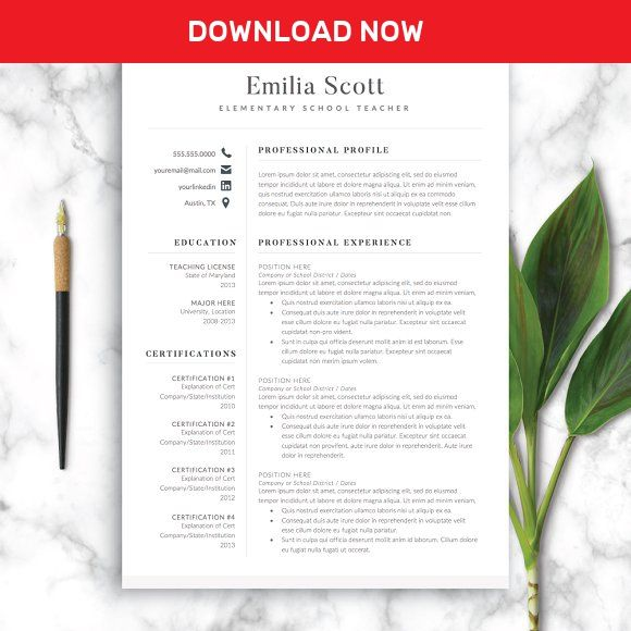 Best 25+ Resume templates word ideas on Pinterest Cover letter - resume template word 2013