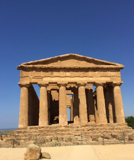 joanheaton519blog: Valley of the Temples in Agrigento