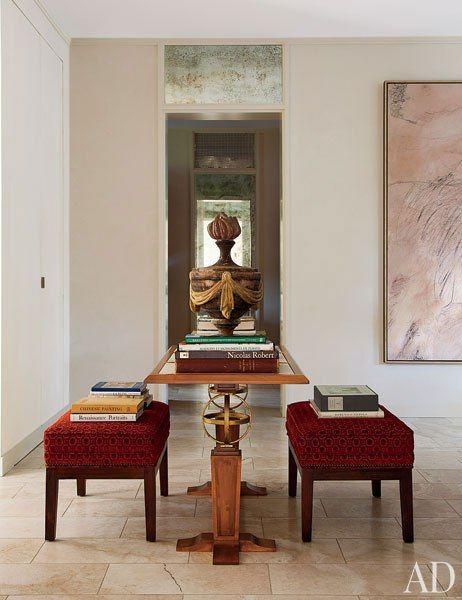 David Eastonu0027s Living Room In His Tulsa Home. U003e David Easton Pieces Can Be  Found