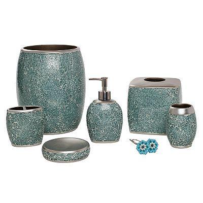 india ink number 9 floral bath accessories kohls