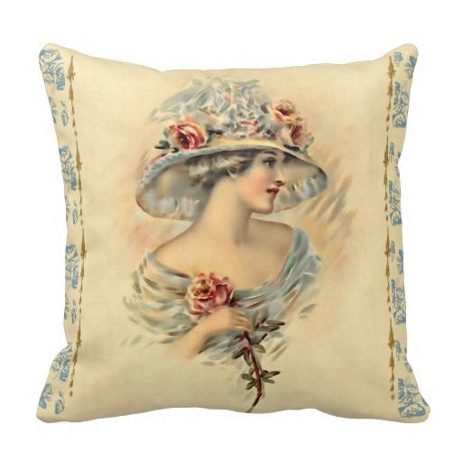 102 best Victorian Accent Pillows images on Pinterest Accent pillows, Victorian throws and ...
