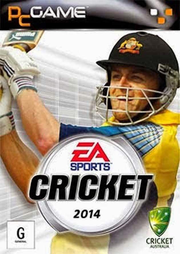EA Sports Cricket 2014 PC Game Free Download