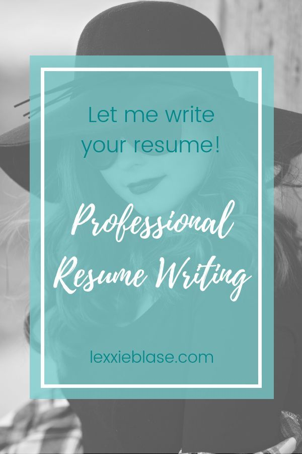 Found Your Dream Job But Need Help With Your Resume My Professional Resume Writin Resume Tips No Experience Resume Writing Templates Teacher Resume Examples