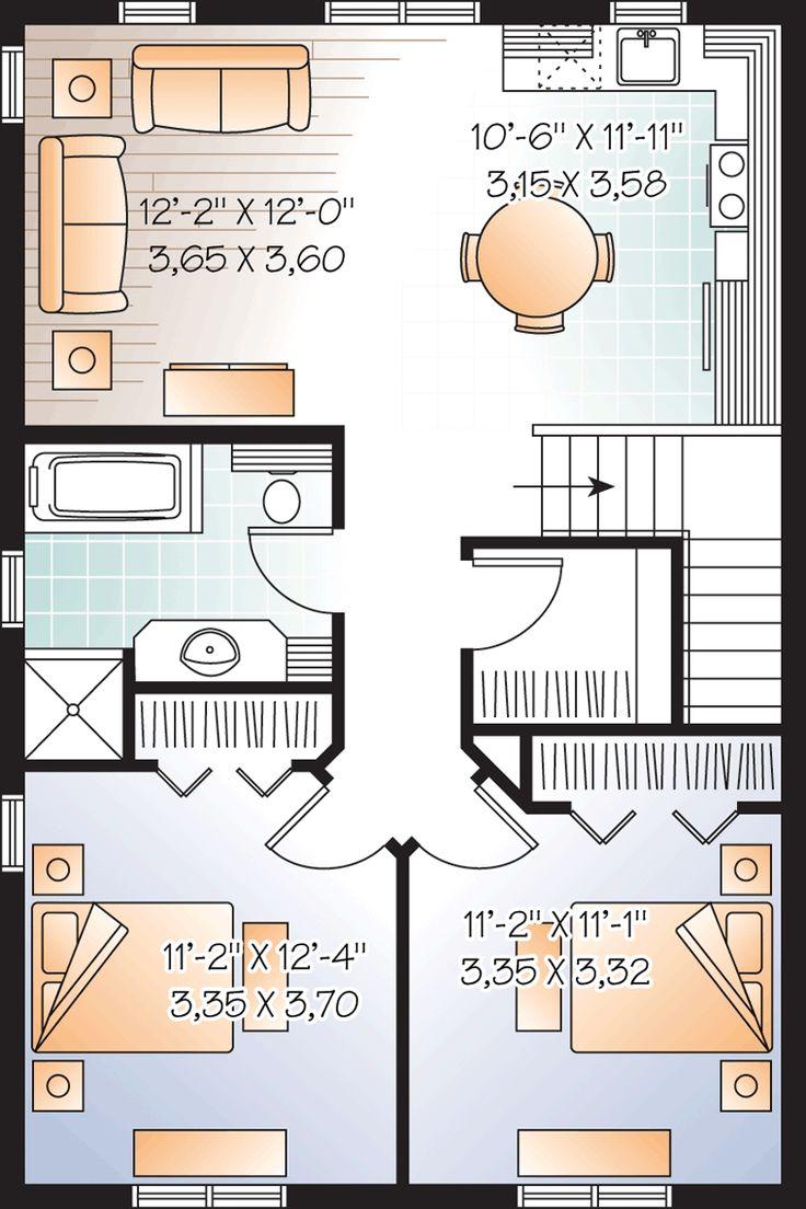 Ranch traditional garage plan 76270 gambrel floor plans for Gambrel garage with apartment floor plans