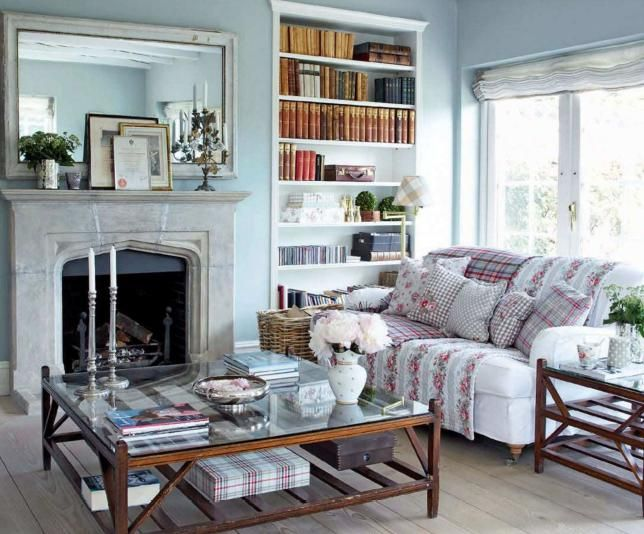 Living Room Home Decorating Ideas