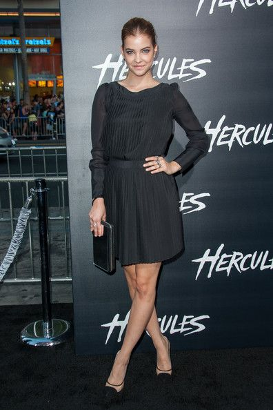 Barbara Palvin Photos Photos - Actress Barbara Palvin arrives at the Premiere Of Paramount Pictures' 'Hercules' at TCL Chinese Theatre on July 23, 2014 in Hollywood, California. - 'Hercules' Premieres in Hollywood — Part 2