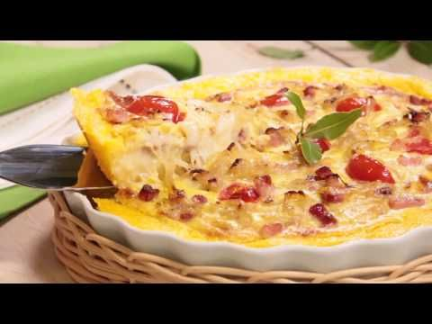 Quiche di polenta | Polenta Valsugana