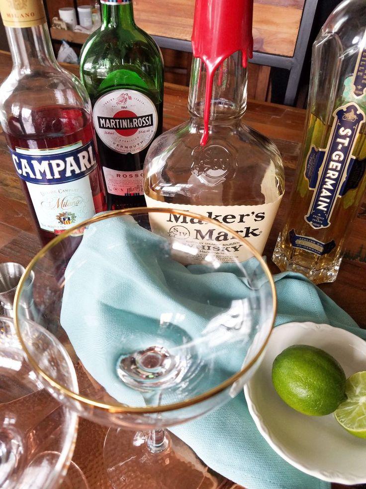 Die besten 25+ Campari cocktail Ideen auf Pinterest Negroni - schnelle k che warm