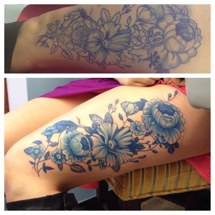 Henna Tattoo Milwaukee : Best blue tattoos images on pinterest tattoo ideas