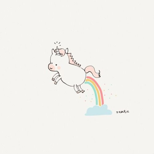 May your day be filled with rainbows and sprinkles