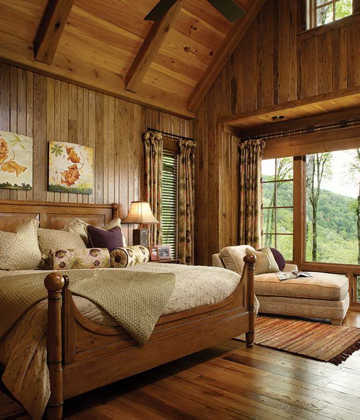 17 best ideas about lodge bedroom on pinterest white 13098 | e86c576252b2b4fdd60123de1b824984