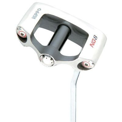 Hippo Golf Clubs Online Stores: HiPPO Golf 2008 NG8 Putter