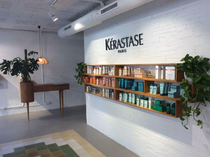 Popular Boutique capilar de BAJOMISOMBRERO Distribuidor oficial de K rastase en Barcelona recibe el consejo profesional