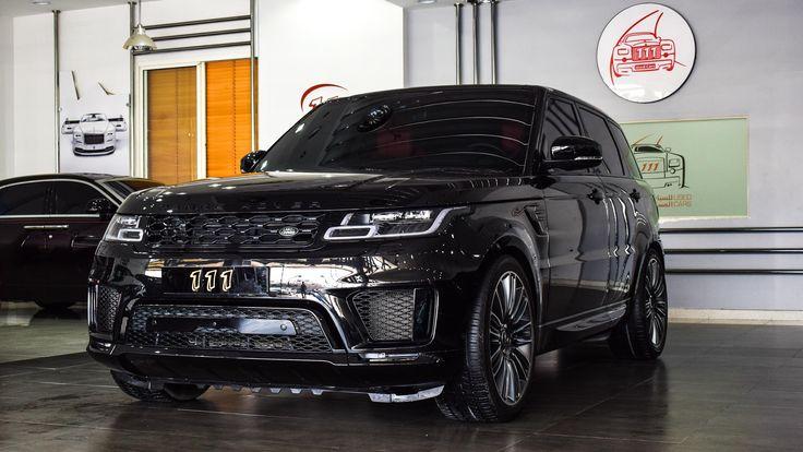 2020 Range Rover Sport Autobiography / European